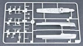 Trumpeter German S100 Class Schellboot WWII Torpedo Boat Plastic Model Kit 1/350 Scale #06615