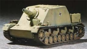 Trumpeter German Brummbar Tank Mid Production Tank Plastic Model Military Vehicle 1/72 Scale #07211