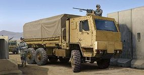Trumpeter US M1083 MTV Cargo Truck with Armored Cab Plastic Model Military Vehicle 1/35 Scale #1008