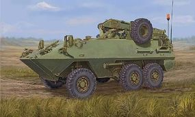 Trumpeter Canadian Husky 6x6 Armored Personnel Carrier Plastic Model Military Kit 1/35 Scale #1506