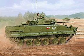 Trumpeter Russian BMP-3F Infantry Fighting Vehicle Plastic Model Military Kit 1/35 Scale #1529