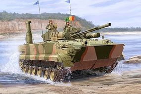 Trumpeter Russian BMP-3 South Korea Service Infantry Plastic Model Military Vehicle 1/35 Scale #1533