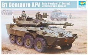 Trumpeter Italian B1 Centauro Tank Destroyer (2nd series) Plastic Model Kit 1/35 Scale #1564