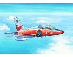 Trumpeter Chinese JL8 (K8 Karakorum) Trainer Aircraft Plastic Model Airplane Kit 1/72 Scale #1636