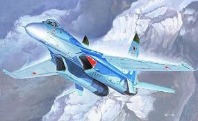 Trumpeter Sukhoi SU-27 Flanker B Russian Fighter Plastic Model Airplane Kit 1/72 Scale #1660