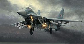 Trumpeter Mig-29A Fulcrum Product 9.12 Russian Fighter Plastic Model Airplane Kit 1/72 Scale #1674