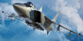 Trumpeter Russian Mig-31M Foxhound 1-72