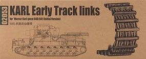 Trumpeter Karl Early Workable Track Link Set (288 links) Plastic Model Assortment 1/35 Scale #2053