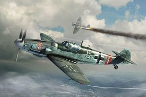 Messerschmitt Bf109G-6 German Fighter Plastic Model Airplane Kit 1/32 Scale #2297