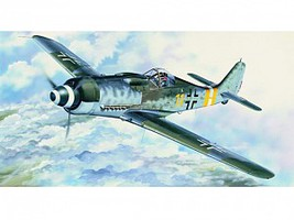 Trumpeter Focke Wulf Fw-190D-9 Plastic Model Airplane Kit 1/24 Scale #2411