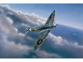 Supermarine Spitfire Mk.VI Plastic Model Airplane Kit 1/24 Scale #2413