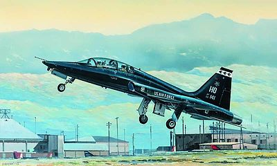 Trumpeter USAF T-38A Talon Jet Trainer Aircraft Plastic Model Airplane Kit 1/48 Scale #2852