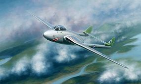 Trumpeter Vampire F.Mk 5 British Fighter Aircraft Plastic Model Airplane Kit 1/48 Scale #2874