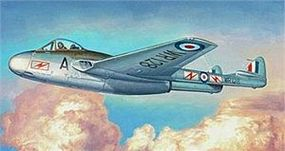 Trumpeter Vampire FB.Mk.9 British Fighter Aircraft Plastic Model Airplane Kit 1/48 Scale #2875