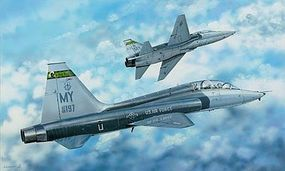 Trumpeter USAF T-38C Talon II Jet Trainer Plastic Model Airplane Kit 1/48 Scale #2876