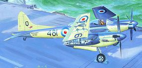 Trumpeter De Haviland Sea Hornet NF21 Fighter Plastic Model Airplane Kit 1/48 Scale #2895