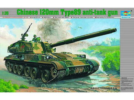 Trumpeter CHINESE TYPE 89 W/120mm 1-35