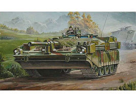 Trumpeter Swedish Strv 103C Main Battle Tank Plastic Model Military Vehicle 1/35 Scale #310
