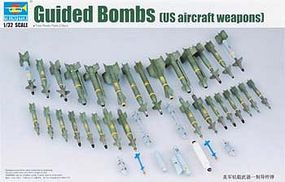 Trumpeter US Aircraft Weapons Set Air-to-Surface Missiles Plastic Model Diorama 1/32 Scale #3304