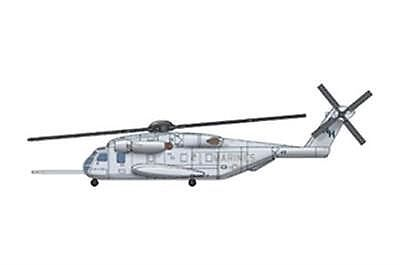 Trumpeter CH-53E Helicopter -- Plastic Model Helicopter Kit -- 1/700 Scale -- #3460