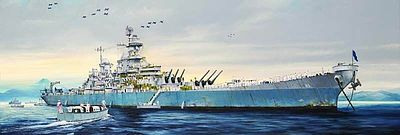 Trumpeter USS Missouri BB63 Big Mo Battleship -- Plastic Model Military Ship Kit -- 1/200 Scale -- #370