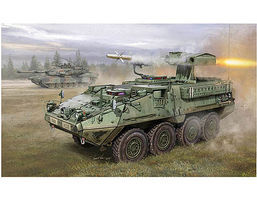 Trumpeter M1134 Stryker Anti-Tank Guided Missile Plastic Model Military Vehicle Kit 1/35 Scale #399