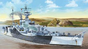 Trumpeter HMS Abercrombie British Monitor Ship Plastic Model Military Ship Kit 1/350 Scale #5336