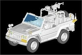 Trumpeter JGSDF Type 73 Light Truck (Recon) Plastic Model Military Vehicle 1/35 Scale #5519