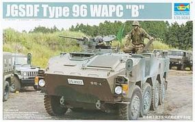 Trumpeter JGSDF Type 96 WAPC B Armored Personnel Carrier Plastic Model Military Kit 1/35 Scale #5569