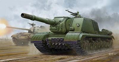 in 1:35 Trumpeter 1571 Soviet SU-152 Self-propelled Heavy How