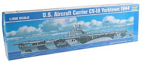Trumpeter USS Yorktown CV-10 1944 Plastic Model Military Ship Kit 1/350 Scale #5603