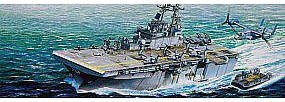 Trumpeter USS Wasp LHD-1 Amphibious Assault Ship Plastic Model Military Ship Kit 1/350 Scale #5611