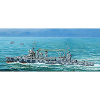 Trumpeter USS Tuscaloosa CA37 New Orleans Class Heavy Cruiser Plastic Model Kit 1/700 Scale #5745