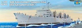 Trumpeter USS Sacramento AOE1 Fast Combat Support Ship Plastic Model Military Kit 1/700 Scale #5785