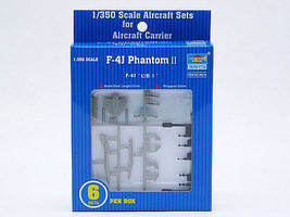 Trumpeter F-4J Phantom II Plastic Model Aircraft Accessory 1/350 Scale #6219