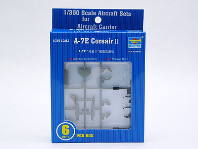 Trumpeter A-7E Corsair II Plastic Model Aircraft Accessory 1/350 Scale #6225