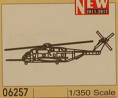 Trumpeter CH-53E Super Stallion Plastic Model Helicopter Kit 1/350 Scale #6257