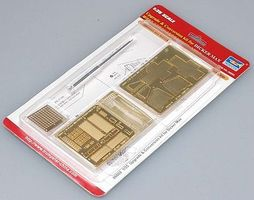 Trumpeter Dicker Max Upgrade & Conversion Set for #348 (D) Plastic Model Accessory 1/35 Scale #6602