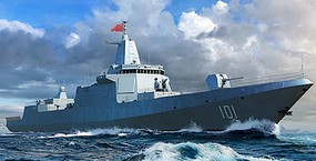 Trumpeter PLA Chinese Type 055 Destroyer 1-700