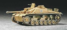 Trumpeter German Sturmgeschutz III Ausf G Tank Plastic Model Military Vehicle 1/72 Scale #7260