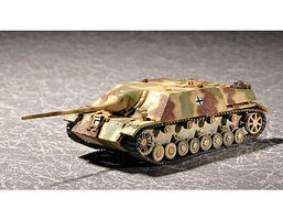 Trumpeter German Jagdpanzer IV Tank Plastic Model Military Vehicle 1/72 Scale #7262