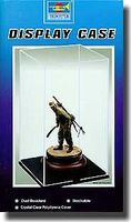 Trumpeter Showcase for 1/9 to 1/16 Figures with Black Base Plastic Model Display Case 1/19 Scale #980