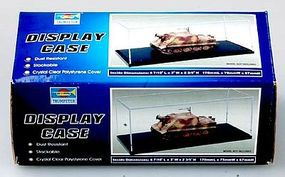 Trumpeter Showcase for 1/43 Autos & 1/72 Military Plastic Model Display Case #9816