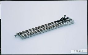 Tomy Bumper (Buffer) Track E N Scale Model Railroad Road Accessory #1421
