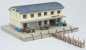 Tomy Bounty Seafood Kit N Scale Model Railroad Building #229407