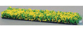 Tomy Yellow Plants & Flowers Model Railroad Grass Earth #265559