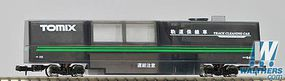 Tomy Track Cleaning Car (Clear) N Scale Model Train Freight Car #64268