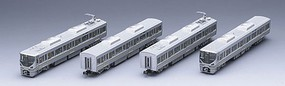 Tomy JR 225 6000 Suburb Set 4/ - N-Scale