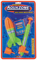 Toysmith Aqua Launch Water Rocket 5-1/2 Water Toy #4065