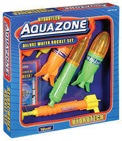 Toysmith Deluxe Water Rocket 6pc Set Water Toy #4066